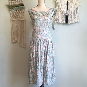 Vintage Eileen West Dress